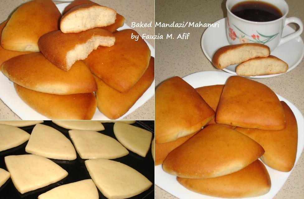 Baked Mandazi Mahamri Fauzia S Kitchen Fun