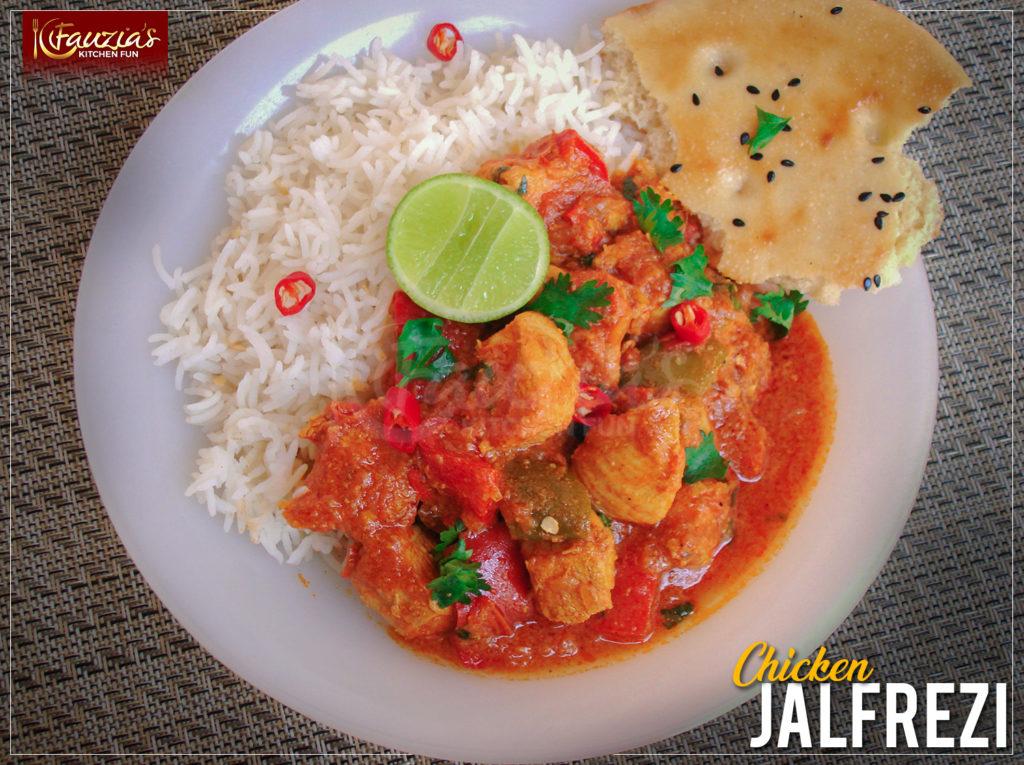 Chicken Jalfrezi Fauzia S Kitchen Fun
