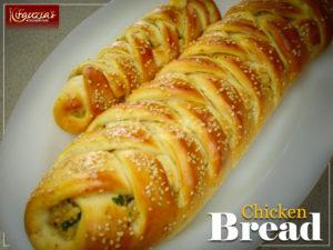 Chicken Bread - Step by Step
